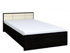 Двуспальная кровать «Амели» + металл основание