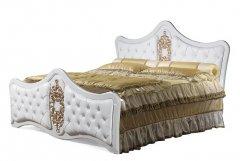 Кровать двуспальная КМК 0646 «Искушение»