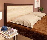 «BAUHAUS» Кровать односпальная + металл основание