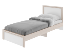 Кровать с ламелями м.21 «OSTIN»