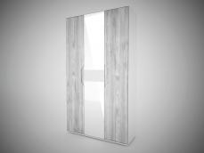 Шкаф 3-х дверный «Сорренто EVO»