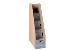 Модульная детская «Калейдоскоп» Тумба-лестница