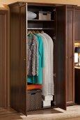 Гостиная «Montpellier»  Шкаф для одежды 3